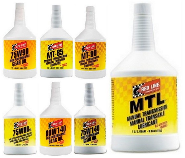 Red Line 75W90 Gear Oil (946ml) | Trade Me