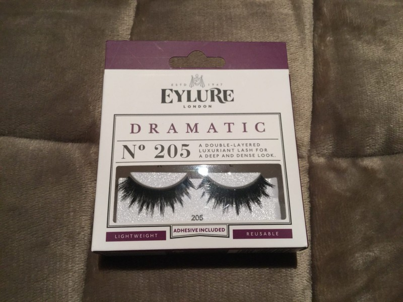 8f13c93e5a6 Eylure London Dramatic Lashes No. 205 NEW | Trade Me