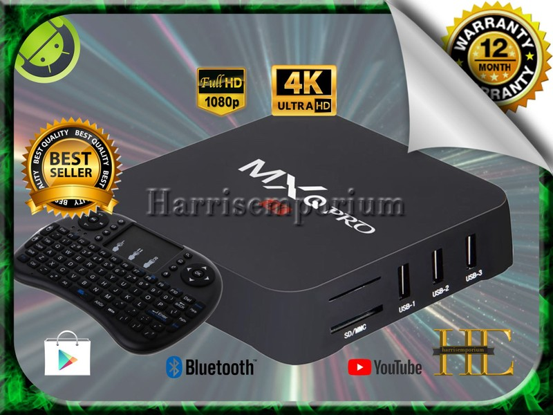 Android TV unit smart TV 2G/16 + keyboard mouse touchpad entertainment unit