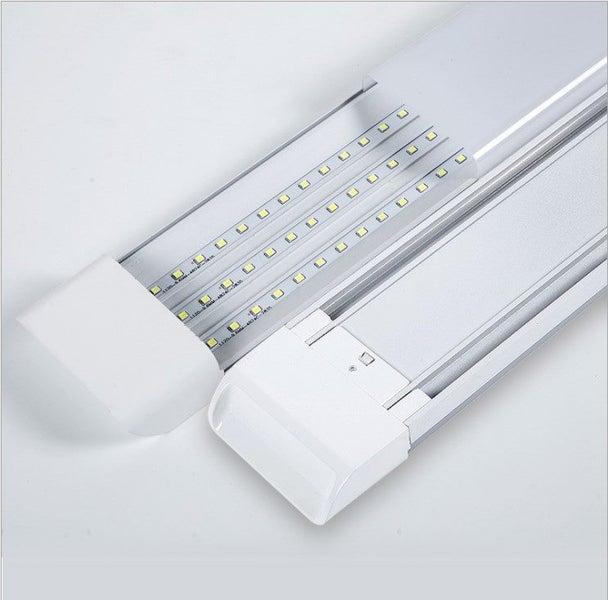 Promote LED Batten 55W 1 2m 4 FT 5400LM super bright Led Tube Warm white