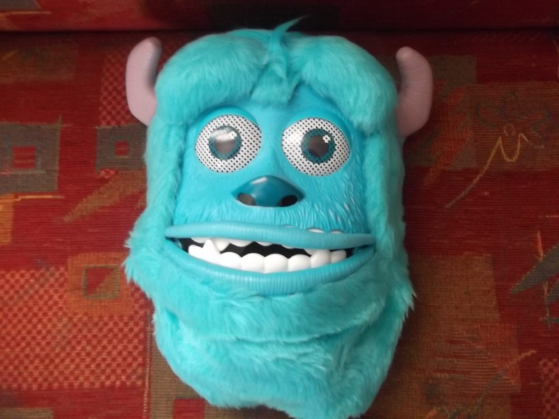 sully from monsters inc face mask trade me
