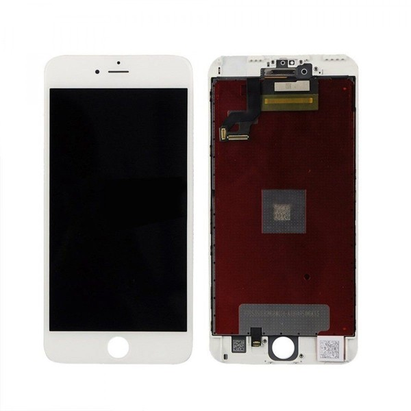 best service 5538d cabe5 --- Apple Iphone 6s plus screen (white color for this auction)