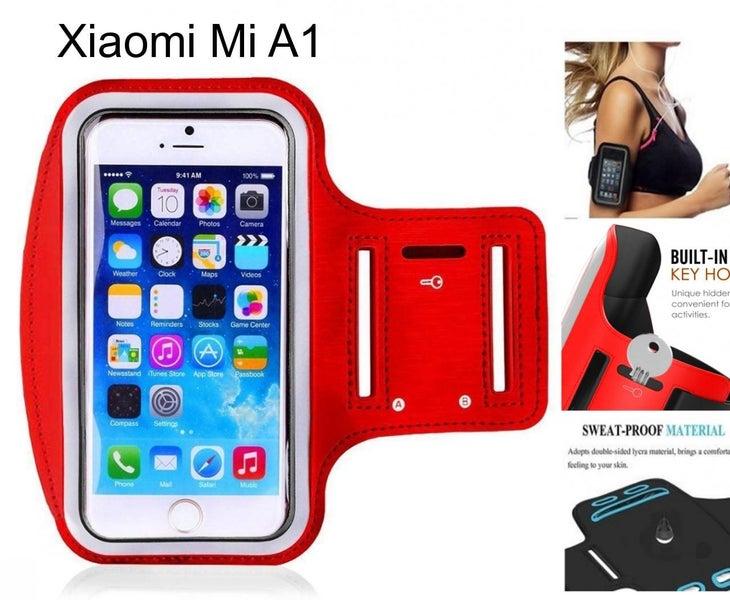 the latest 1c043 d1d7c Xiaomi Mi A1 Armband Running Sports Gym Case