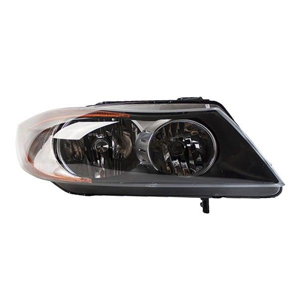 NEW RIGHT HEADLIGHT FITS BMW 328XI 335I 2007-2008 63-11-6