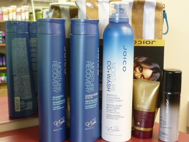 Joico Moisture Recovery Gift Pack 6 items (value $120)