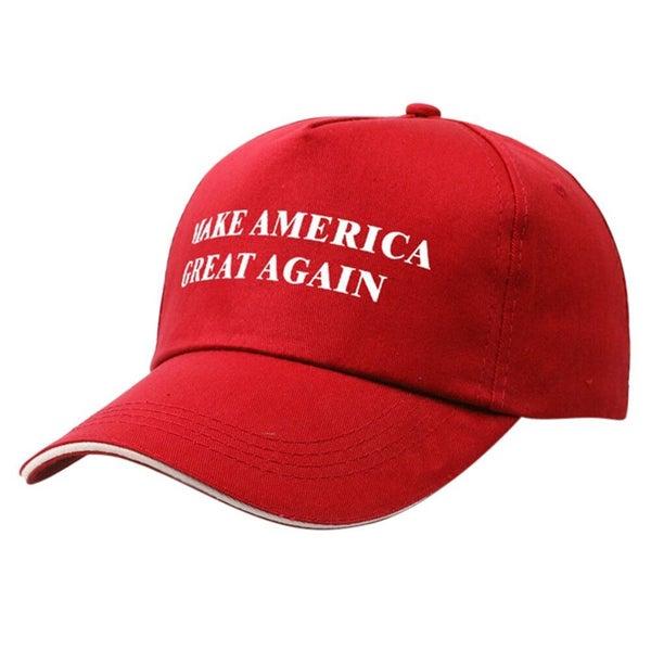 dee3be01e0b08 Make America Great Again red Donald Trump Hat Cap