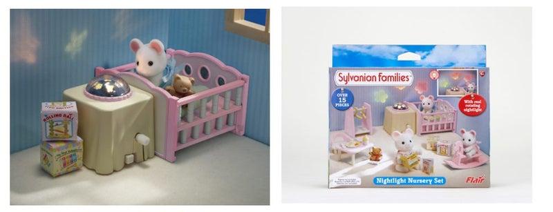Nightlight Nursery Sylvanian Families