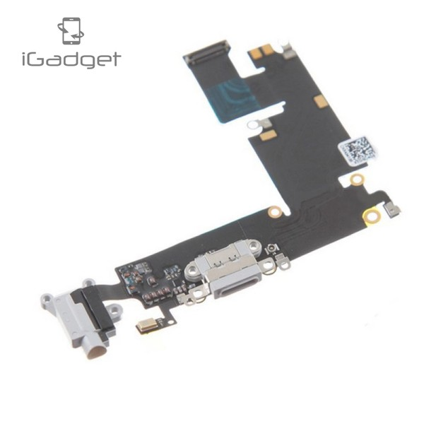 innovative design 75368 337a2 iPhone 6 Plus Charger Port