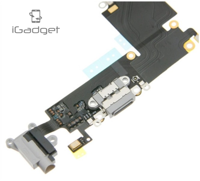 100% authentic 050e5 278bc iPhone 6 Plus Charging Port