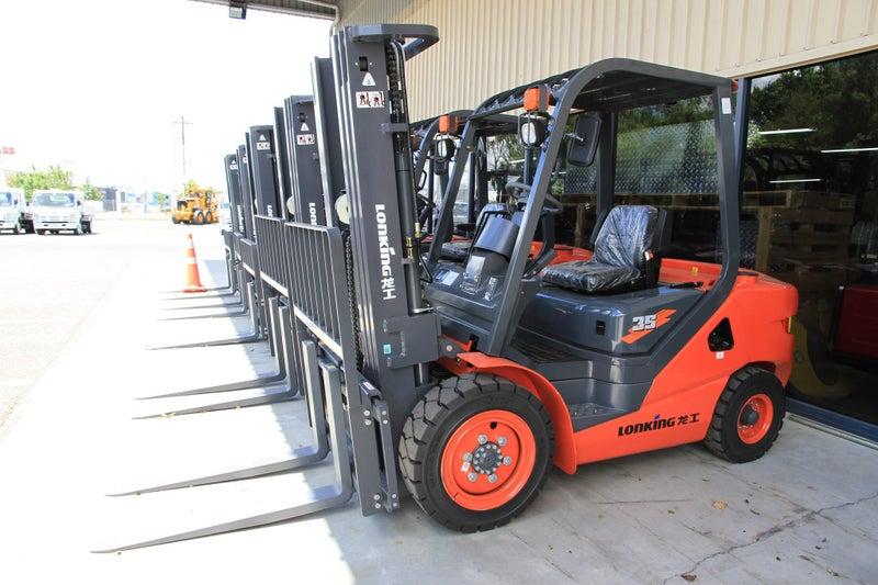 Lonking 3 5 Tonne Forklift LG35DT | Trade Me
