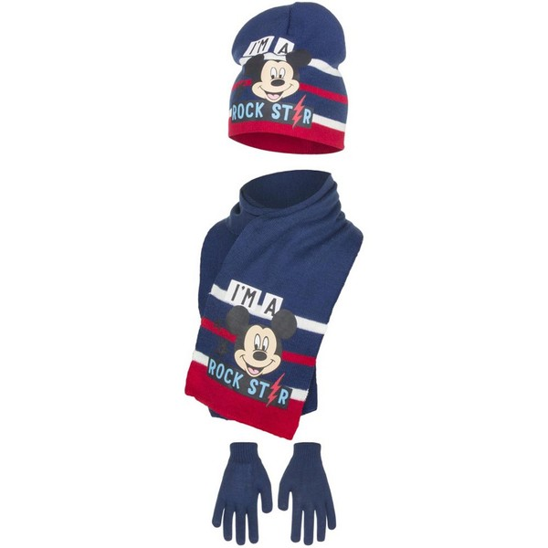 6914afbbd5b Disney Mickey Mouse Childrens Boys Rockstar Winter