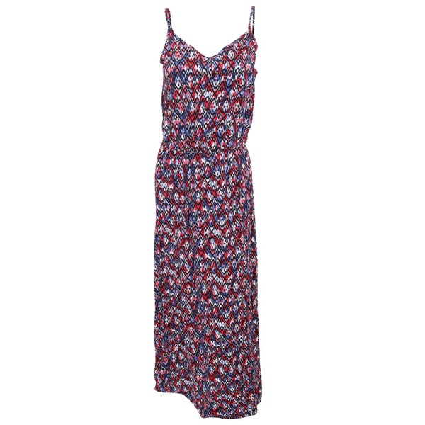 6debfdc79c445 Womens/Ladies Aztec Print Maxi Summer Dress | Trade Me