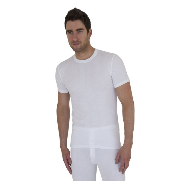 7ffe850e69ee Mens Thermal Underwear Short Sleeve T Shirt | Trade Me