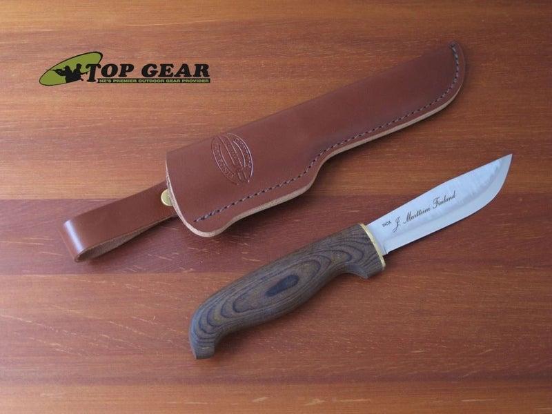 MARTTIINI SKINNER KNIFE, STAINLESS STEEL - 167012