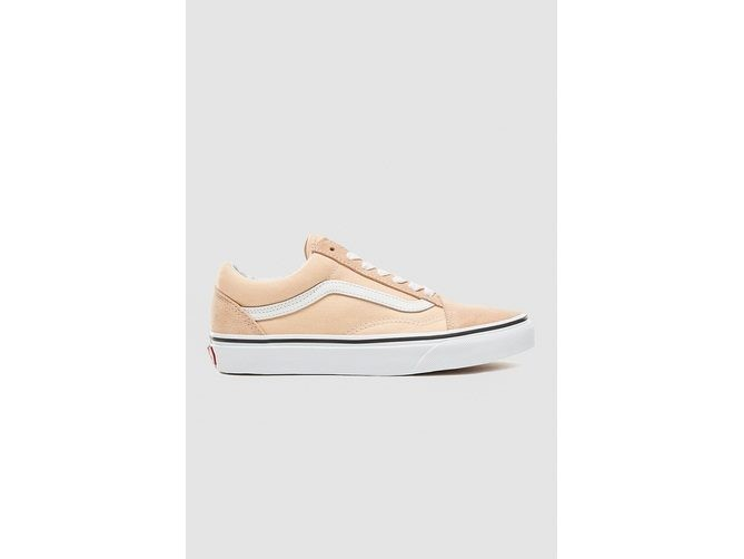 Vans Old Skool Shoe Bleached Apricot Tru cbfcb8637