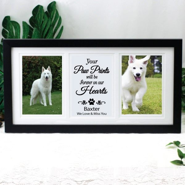 Pet Memorial Typography Gallery Frame | Trade Me