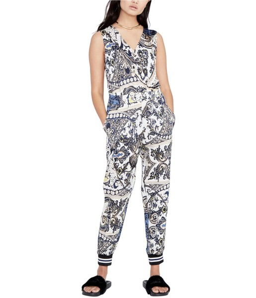 0e599f51286 Rachel Roy Womens Printed Jumpsuit