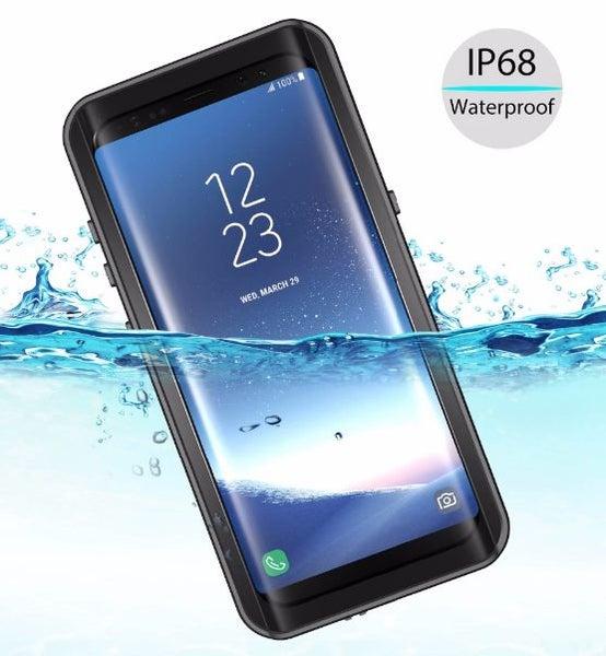 free shipping 57a98 1cfc0 Samsung Galaxy S8 Plus Waterproof Case, Samsung Galaxy S8 Plus Waterproof  Case