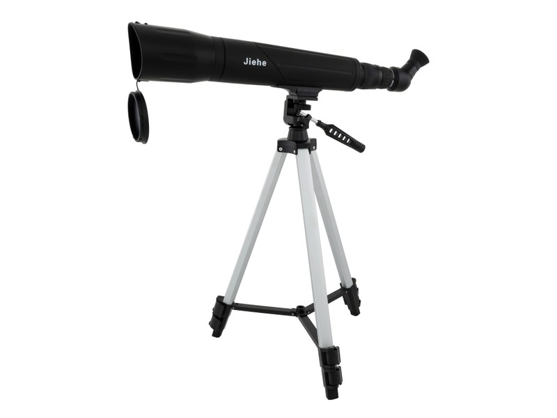 Telescope armoured spotting scope trade me