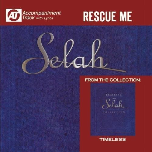SELAH RESCUE ME (ACCOMPANIMENT TRACK) [CD]