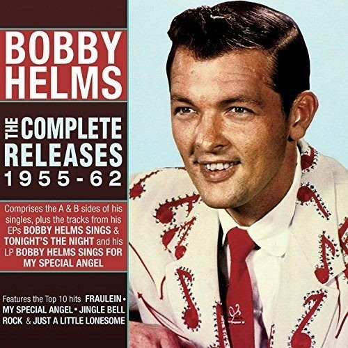 HELMS,BOBBY COMPLETE RELEASES 1955-62 [CD]
