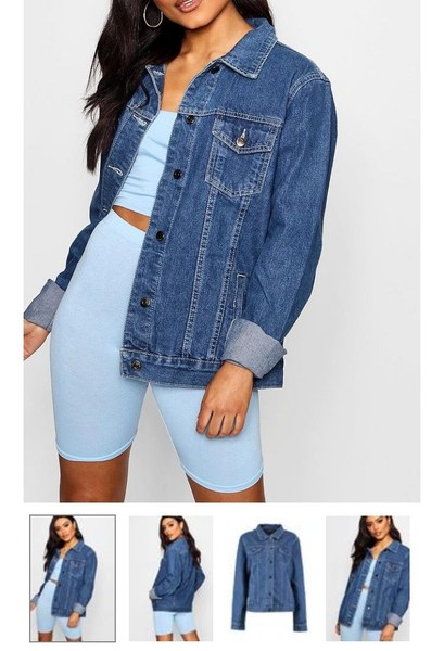c01cc3703d6a7 NEW Denim Jacket - bought for $60
