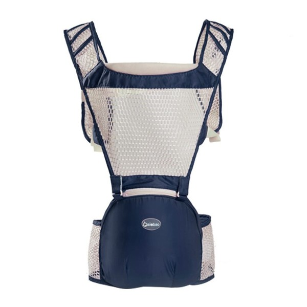 33d2b1a63f9 Multifunction Baby Hipseat Breathable Mesh Baby Carriers Toddler Backpack  Baby