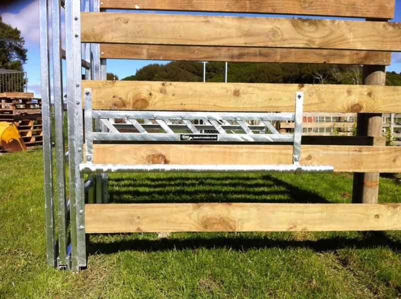 Kiwi Cattle Yards Anti Backing Ratchets