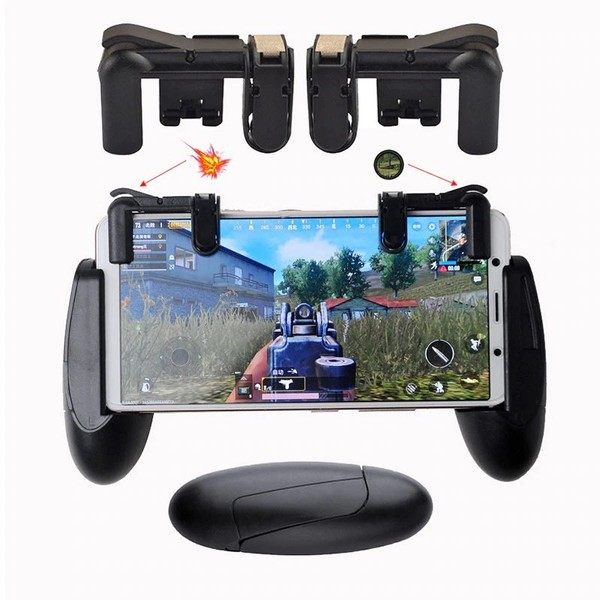 Mobile Phone Gamepad Controller Pubg Controller Trigger Trade Me