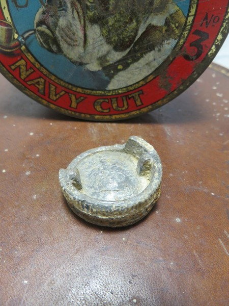 Scarce Inert First World War Hand/Rifle Grenade Part WW1