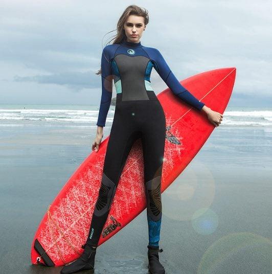 Wetsuit Womens Girls Long - XXL Size 165-175CM  cf0058955