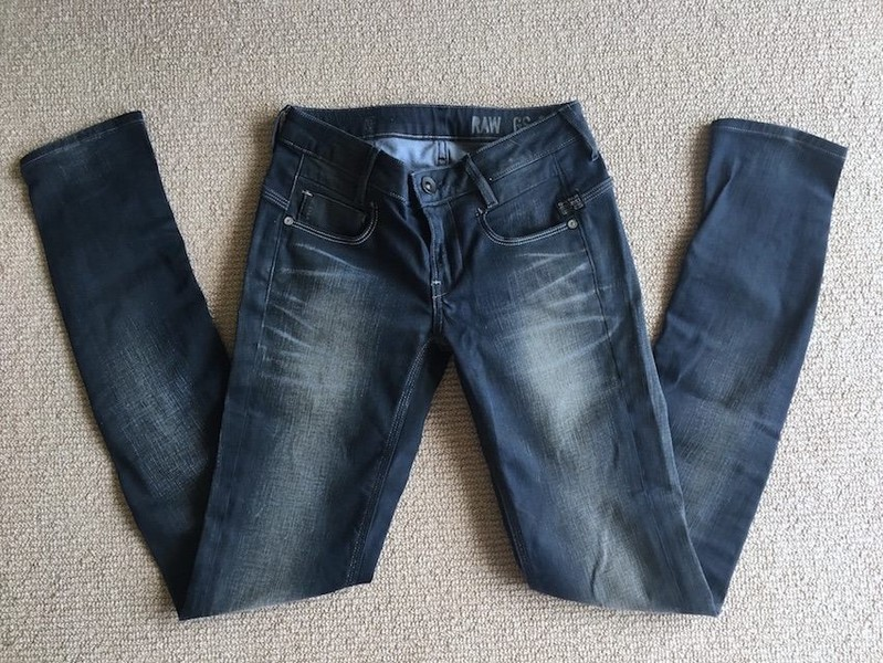 11fde2c5760 G-Star Raw - Women's Arc 3D Tapered jeans - as new | Trade Me