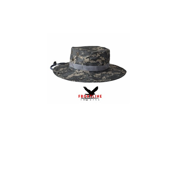 e05b6a1fc8d Frontline Imports ACU Digital Camo Boonie Hat