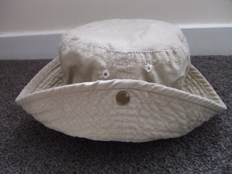 NG Cotton Bucket Hat Sand Beige Colour One Size  67adebbcbec