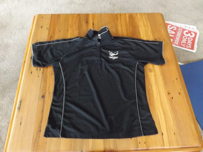 9bee5c43 All Blacks Supporters Polo Shirt Ladies | Trade Me