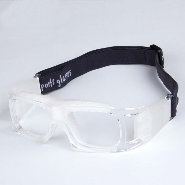 d0c8aea6783 Men Football Basketball Protective Goggles PC Lens Outdoor Sports Soccer  Glasses