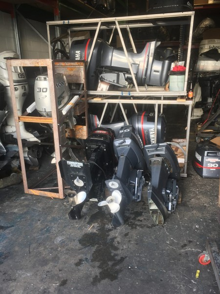 Yamaha Outboard parts wrecker | Trade Me