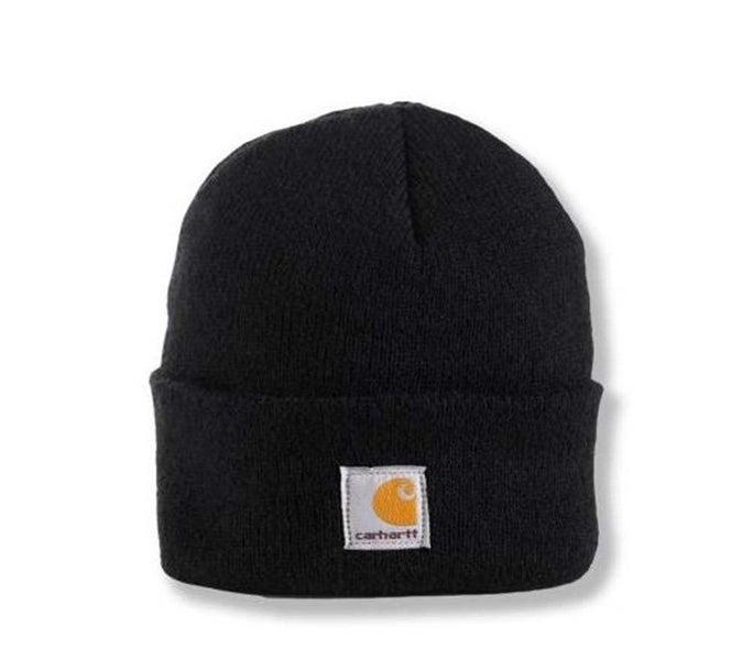 Carhartt Kids Watch Hat - Black Girls Boys Ski Hat Winter Cap  64148a9f3aa