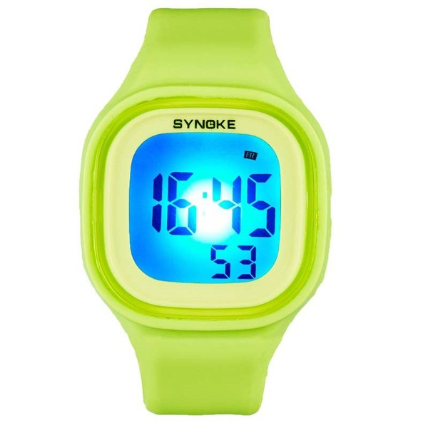 Sport Women Men Watch Stop Watch Timer LED Digital Wrist Watches 30M Waterproof | Trade Me