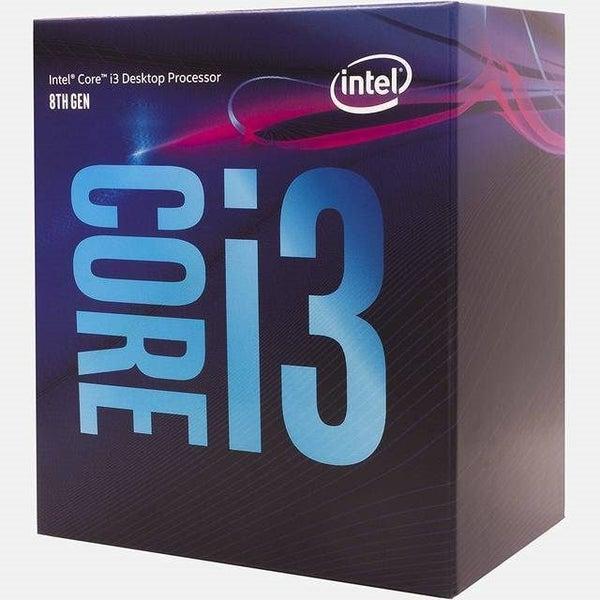 Intel Coffee Lake Core i3 8100 Quad Core 3 6Ghz 6MB LGA 1151 4 Core/ 4  Threads