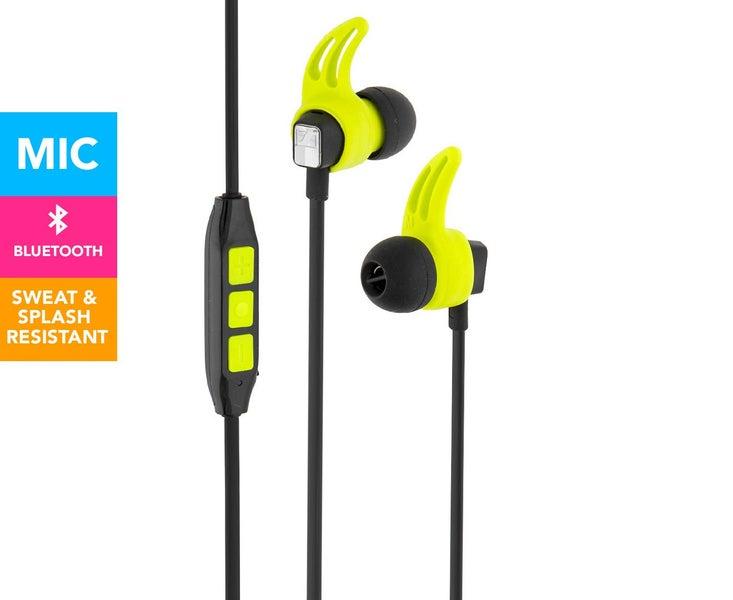 a33132e4e57 Sennheiser CX Sport Bluetooth Headphones Black Sports Headphones | Trade Me