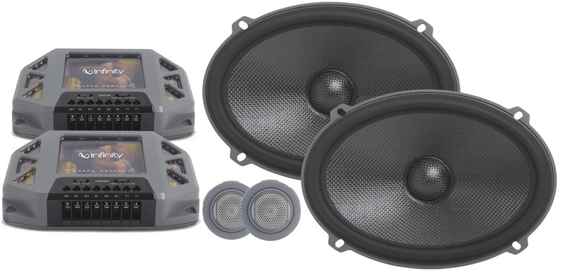 INFINITY PERFECT 900 TOP 6X9 COMPONENT SPEAKERS SYSTEMBRAND NEWFINEST