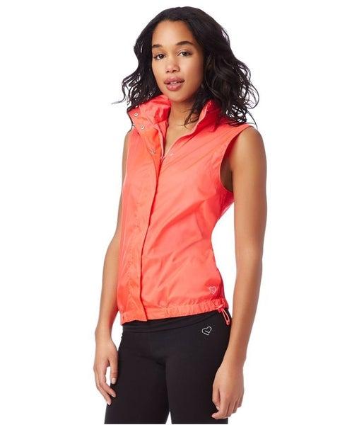 ef191aa2 Aeropostale Womens Sleeveless Windbreaker Jacket   Trade Me