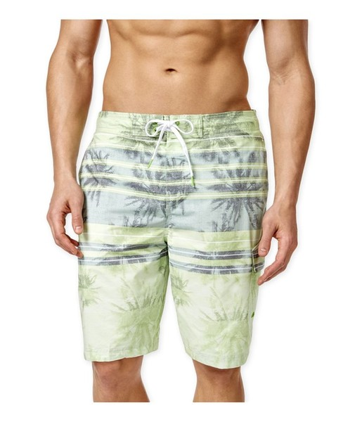 5347b1fd9d8e5 Speedo Mens Palm Striped Swim Bottom Board Shorts | Trade Me