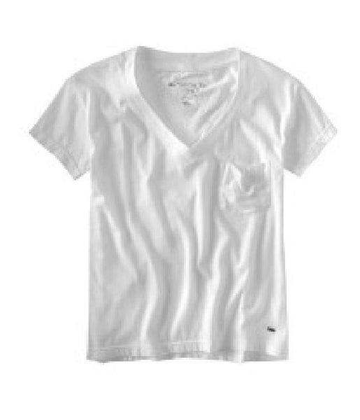 d3aeb632 Aeropostale Womens V-neckpocket Basic T-Shirt | Trade Me