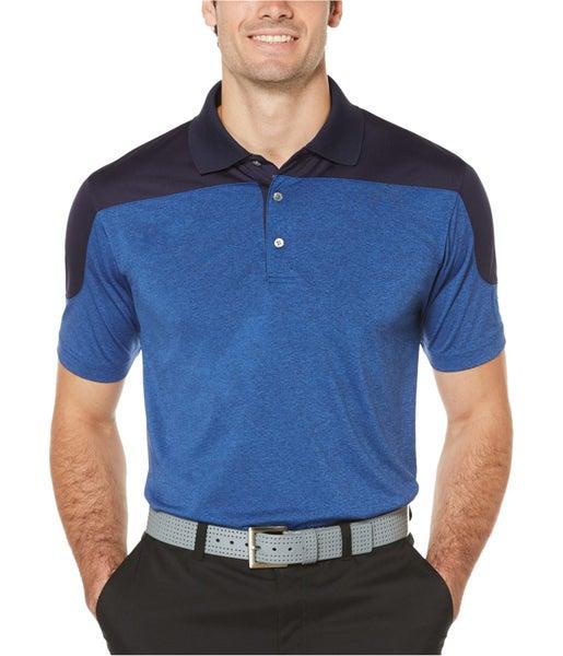 80a12e44 PGA Tour Mens Colorblocked Rugby Polo Shirt | Trade Me