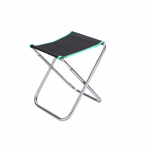 Enjoyable Portable Folding Chair Seat Stool Aluminum Alloy Fishing Chair Outdoor Camping Ibusinesslaw Wood Chair Design Ideas Ibusinesslaworg