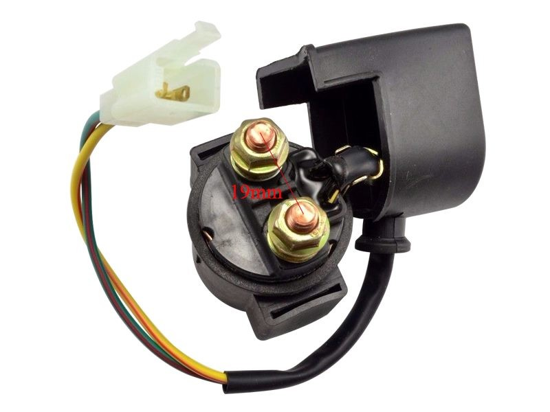 Starter Solenoid Relay To Fit 50cc 125cc 250cc Pit Dirt Bike