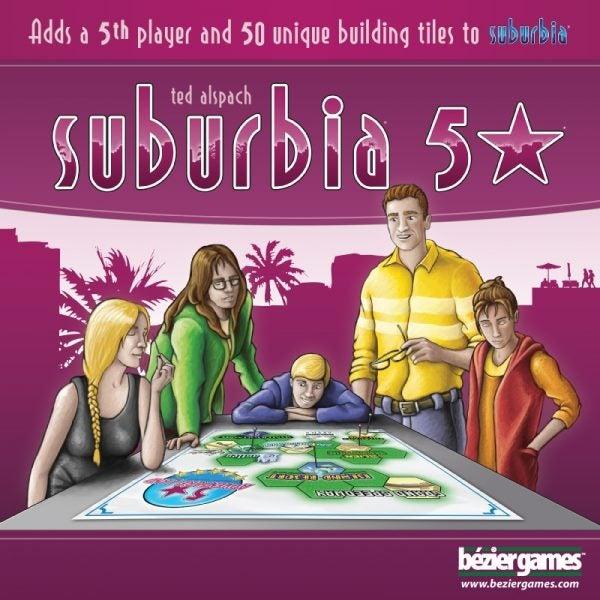 Suburbia 5 Star Expansion