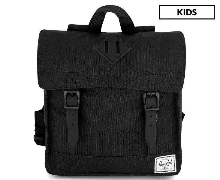 57f174e8df Herschel Supply Co. Kids  5.5L Survey Backpack Black Backpack